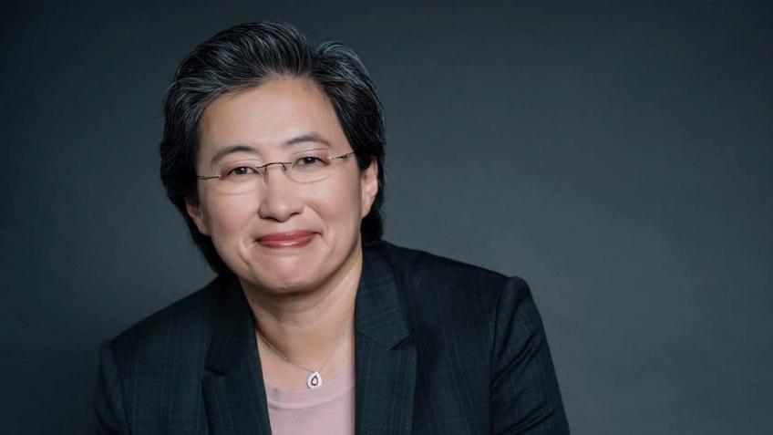 Лиза Су подтвердила разработку технологии трассировки лучей