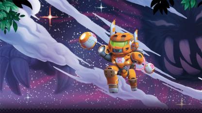 Платформер Super Magbot выходит в июне на Nintendo Switch и в Steam