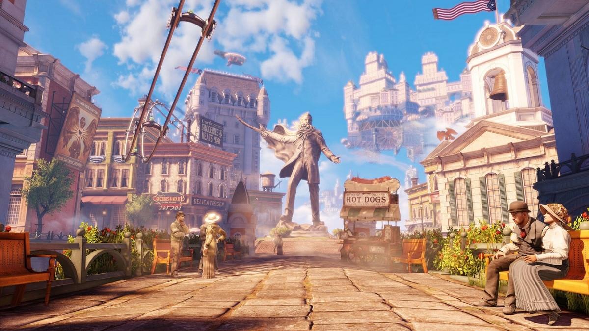Новый трейлер BioShock: The Collection посвятили Колумбии