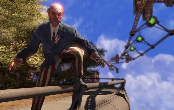 BioShock Infinite идет на войну