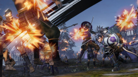 Koei Tecmo анонсировала Samurai Warriors5