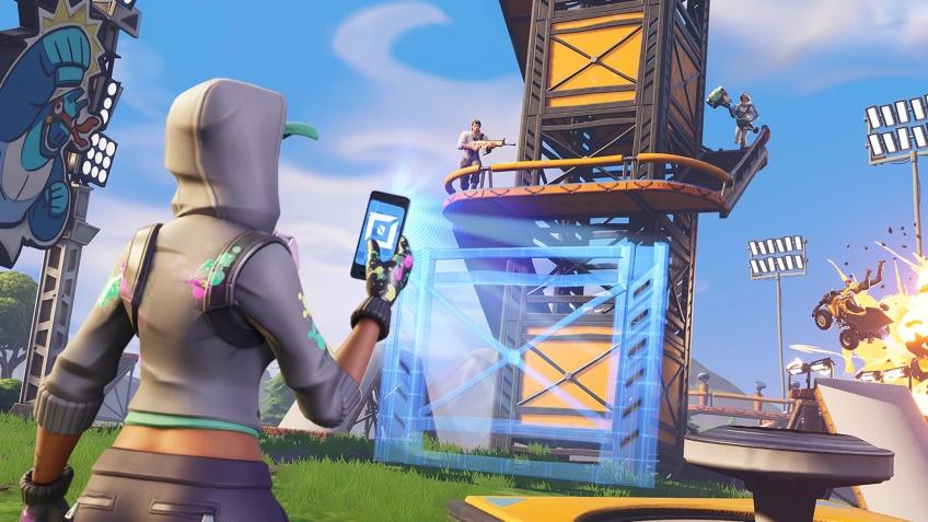 Официально: в Fortnite появится мощный редактор для создания уровней и мини-игр