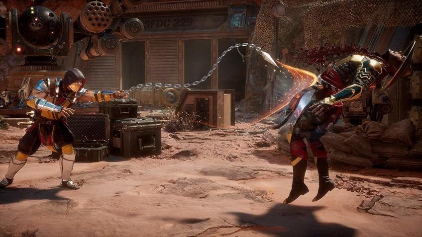 Поклонники Mortal Kombat11 раскритиковали российскую рекламу игры