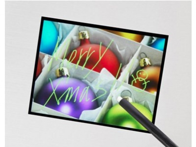 MultiTouch от Sony