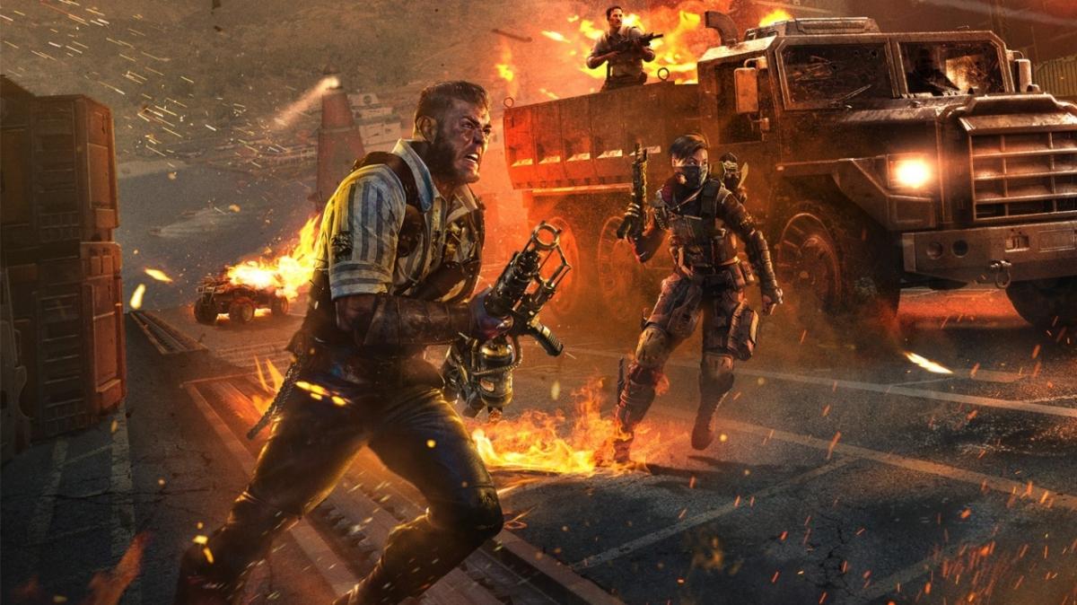 Масса подробностей о королевской битве Call of Duty: Black Ops4