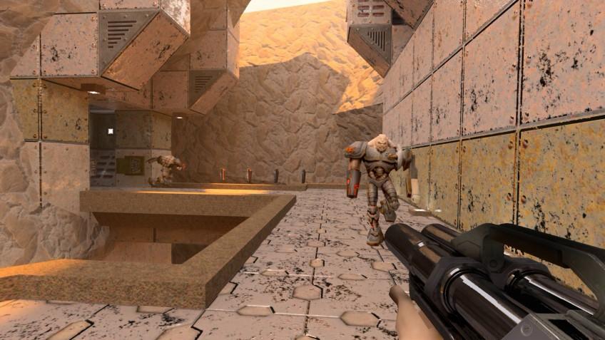 Названы минимальные системные требования Quake2 RTX