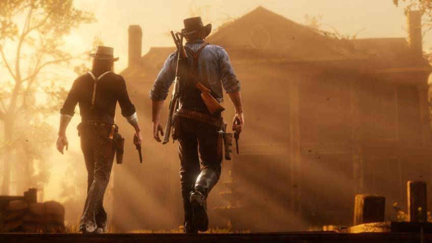 Sony рассказала о временно эксклюзивном контенте Red Dead Redemption2 для PS4