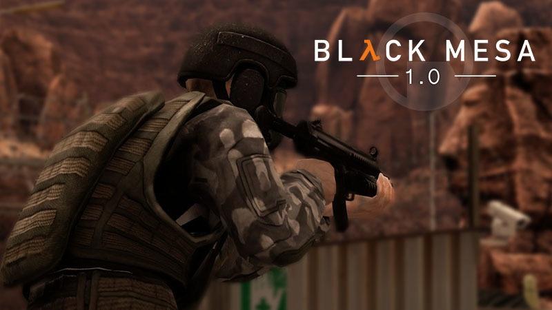 Разработчики Black Mesa рассказали, что они улучшили в ранней версии