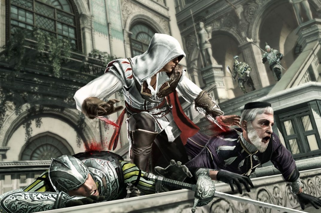 assassins creed ii as the best videogame sequel The assassin's creed timeline attempts to create a reading order (or in some cases viewing/playing order) for all major pieces of assassin's creed media this includes all video games, novels, films, and comic books this list does not attempt to split up any media to read congruently, but rather focuses on an easy-to-follow reading/playing/watching list.