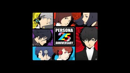 Atlus тизерит семь анонсов к 25-летию серии Persona