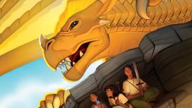 Netflix выпустит мультсериал по мотивам фэнтези о войне драконов
