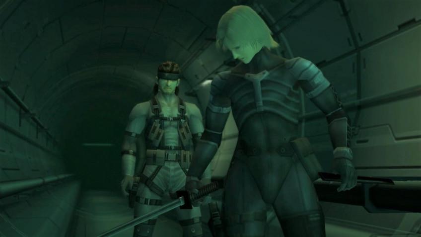 Нет, в итоге Konami не тизерила что-то по Metal Gear Solid2 — а жаль