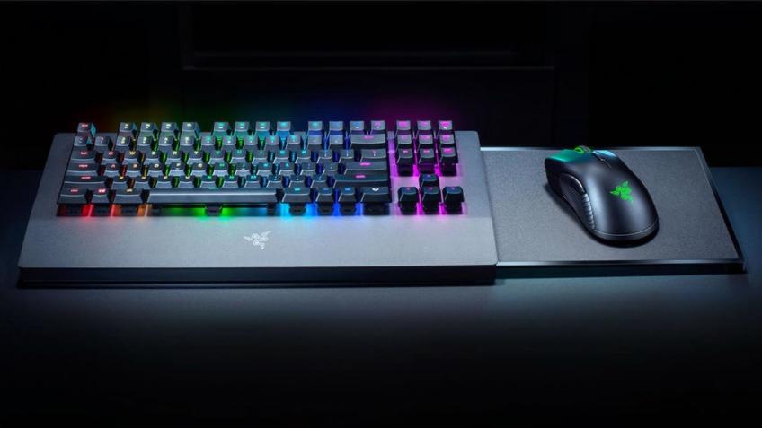 Razer поведала первые подробности о клавиатуре и мыши для Xbox One