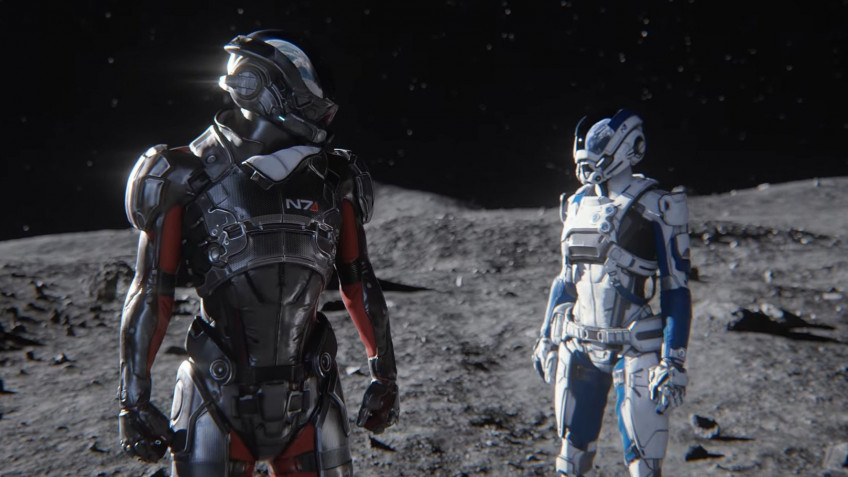 Mass Effect: Andromeda на фоне Legendary Edition обновила свой пиковый онлайн