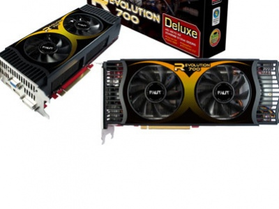 Palit готовит модификацию ATI Radeon HD 4870 X2