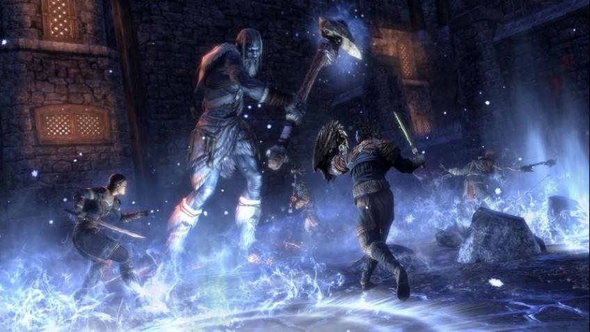 Авторы The Elder Scrolls Online рассказали о Ледяном пределе