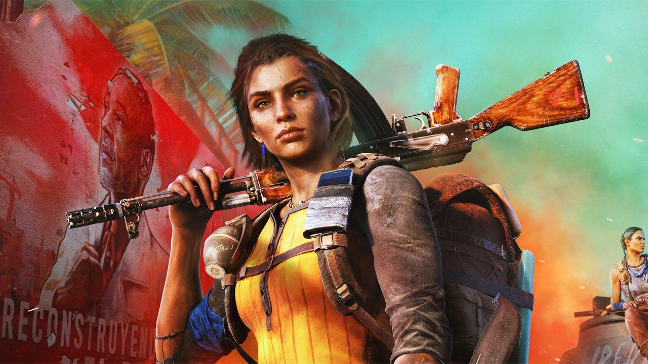 Ubisoft: Far Cry 6 о политике — и иначе быть не может — Игромания