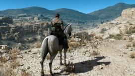 Konami объяснила, что делать с лошадиными фекалиями в MGS5: The Phantom Pain