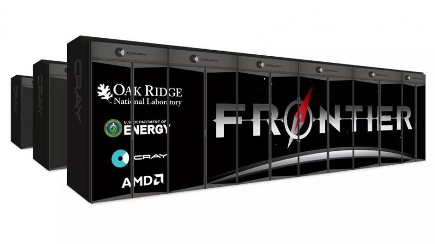 AMD и Cray создадут самый мощный суперкомпьютер в мире