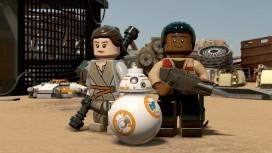 Новый трейлер LEGO Star Wars: The Force Awakens повторяет события седьмой части киносаги