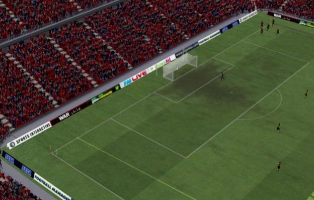 800 новшеств Football Manager 2012