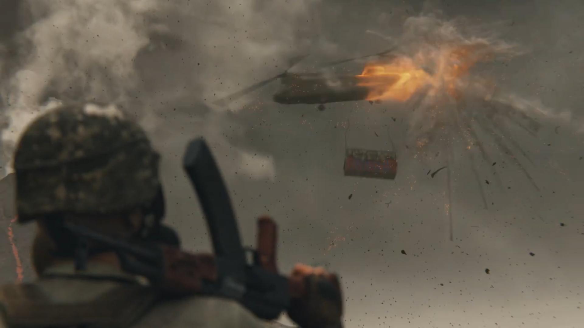 Вертолёты, вулкан и война — в свежем тизере9 сезона PUBG