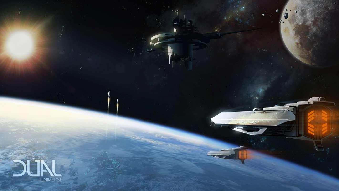 Бета-тестирование Dual Universe начнётся27 августа