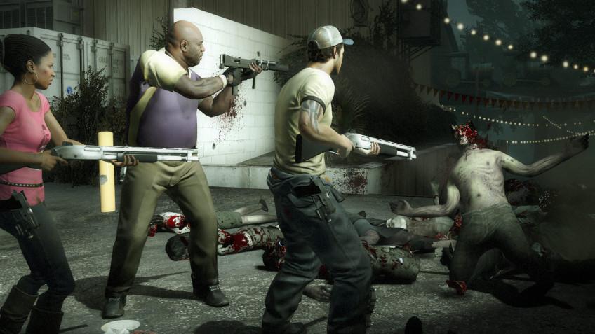 Left4 Dead2 стала временно бесплатной в Steam