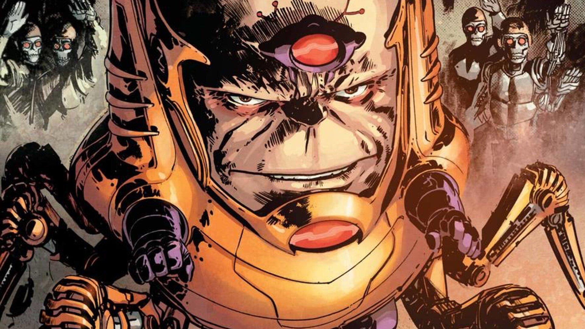 В «Агентах «Щ.И.Т.» мог появиться МОДОК — но Marvel передумала