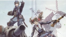 На PS4 вышла Valkyria Chronicles Remastered
