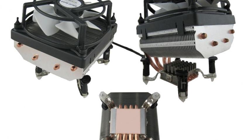 GELID представила процессорный кулер