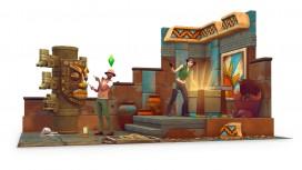 Героям The Sims4 открываются «Приключения в джунглях»