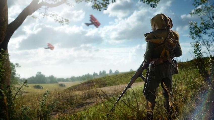 Battlefield1 получает бесплатные выходные для Xbox One