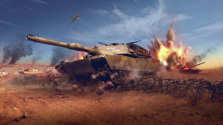 Сегодня World of Tanks на консолях станет современной