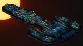 Очередное обновление Space Haven посвящено воде