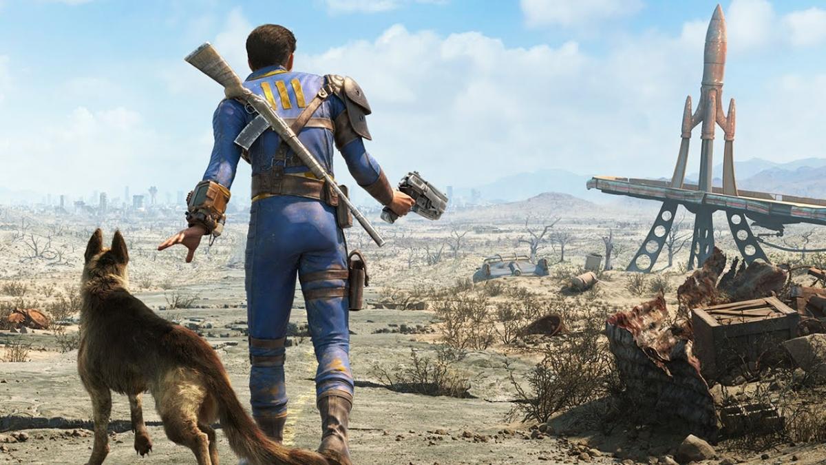 Fallout 4: Game of the Year Edition выйдет в конце сентября