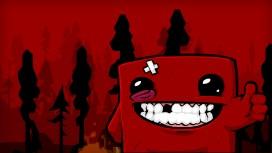 Super Meat Boy Forever будет продаваться в магазине Epic Games