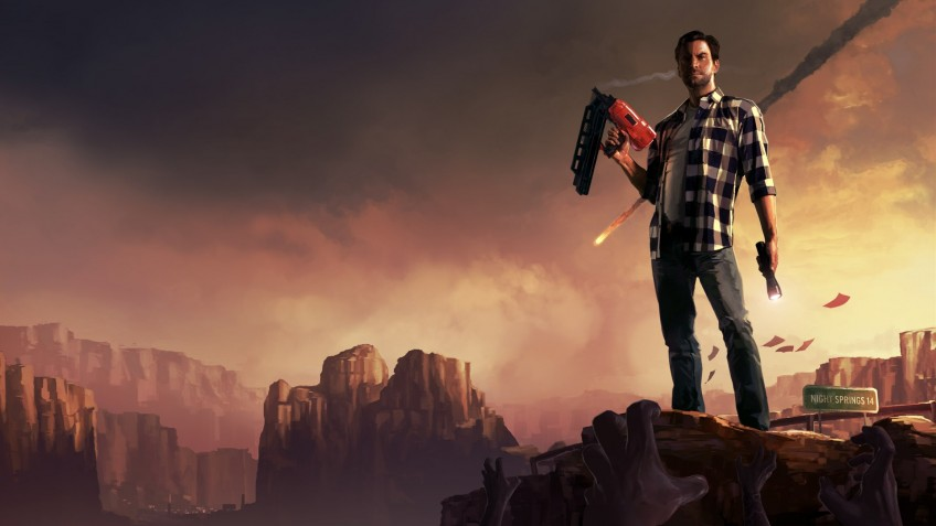 В Epic Games Store бесплатно раздают Observer и Alan Wake's American Nightmare