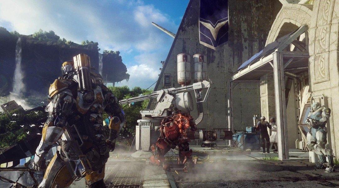 Anthem выйдет в марте 2019 года — и другие подробности из финансового отчёта EA