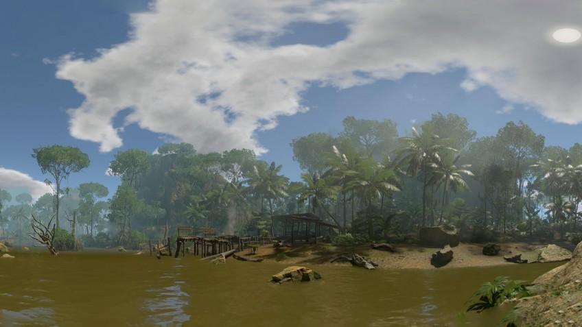 Авторы Green Hell напомнили о пути, который игра проделала в раннем доступе