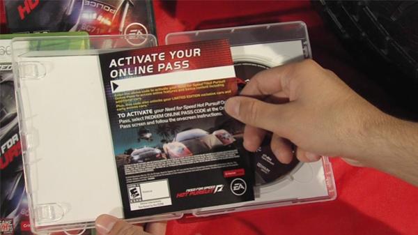 ЕА позволит бесплатно скачивать коды для активации мультиплеера в играх