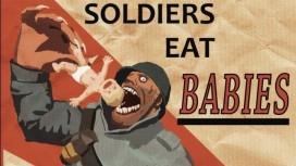 «Первый канал» использовал плакат Team Fortress2 в передаче о Первой мировой