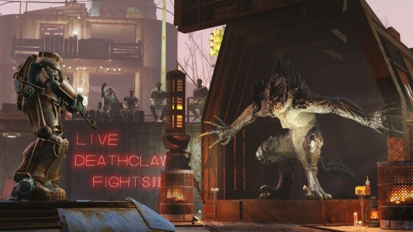 Сегодня Fallout4 получит второе дополнение