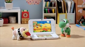 Yoshi's Woolly World выйдет на Nintendo 3DS под названием Poochy & Yoshi's Woolly World