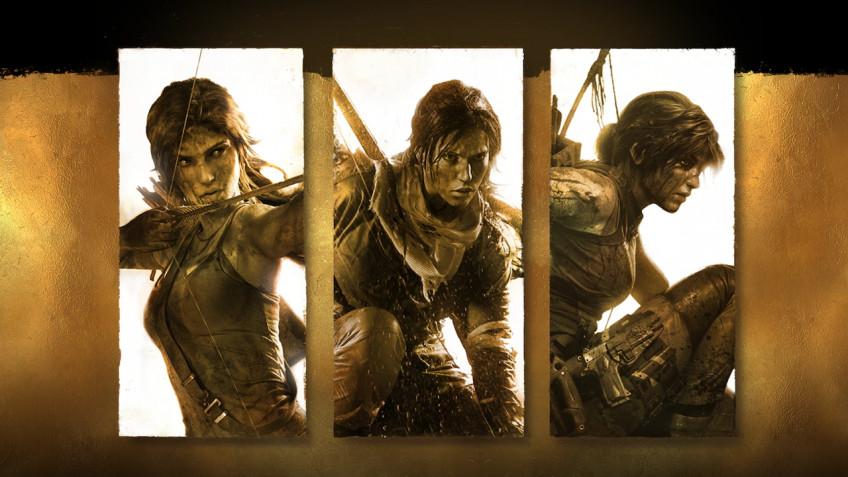 Tomb Raider: Definitive Survivor Trilogy уже можно купить на PlayStation и Xbox