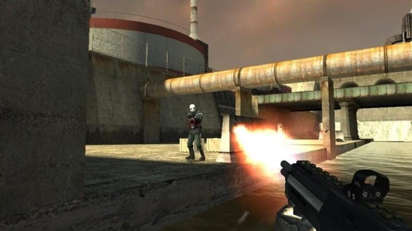 График работ над Half-Life 2
