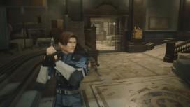 Capcom выпустит классические низкополигональные скины для ремейка Resident Evil2
