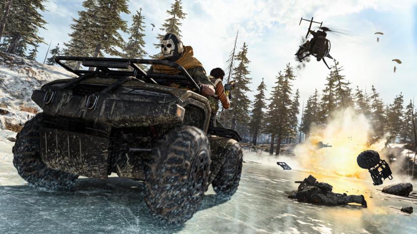 Call of Duty: Warzone и Outriders получат поддержку DLSS от NVIDIA