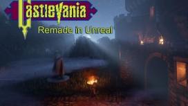 Классическую аркаду Castlevania переносят на Unreal Engine