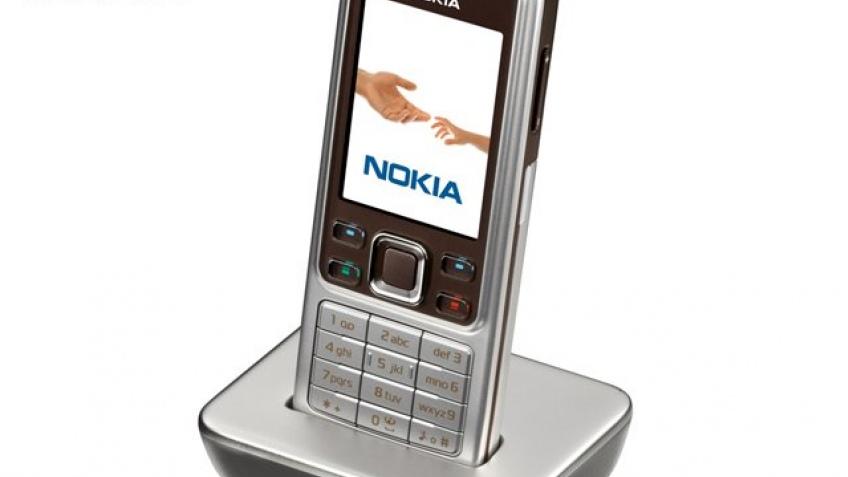 Первый WLAN/GSM телефон Nokia